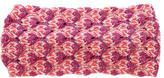 Missoni Multicolor Knit Headband