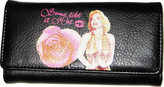 """Monroe Women's Marilyn Forever Beautiful """"Some Like It Hot"""" Wallet"""