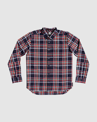 DC Youth Northboat Long Sleeve Shirt