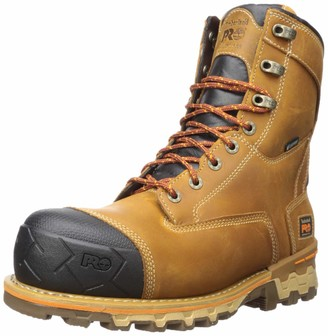 "Timberland Men's Boondock 8"" Composite Toe Waterproof Insulated Industrial Boot"