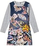 Molo Cilja Dress LS Midnight Moth
