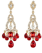 Cara Accessories Vintage Drop Earrings