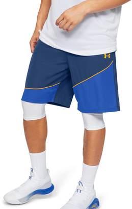 Under Armour Baseline Basketball Shorts