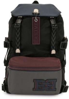 Bally Crockeet multipocket backpack