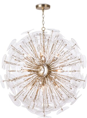REGINA ANDREW Poppy Glass Chandelier