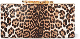 Jimmy Choo Celeste embellished leopard-print calf hair clutch