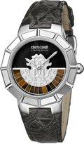 Roberto Cavalli RV2L011L0011 Women's Black Dial Watch..