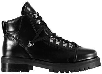 AllSaints Lia Leather Ankle Boots