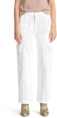 Mother The Rambler Cargo Ankle Pants