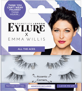 Eylure X Emma Willis - All The Aces