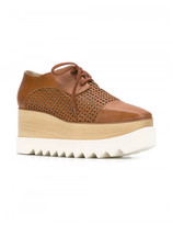 Stella McCartney 'Canyon Wicker Elyse' lace-up shoes