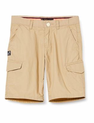 Scotch & Soda Boy's Cargo Shorts in Poplin Quality