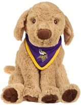 Forever Collectibles Minnesota Vikings Plush Dog with Bandana