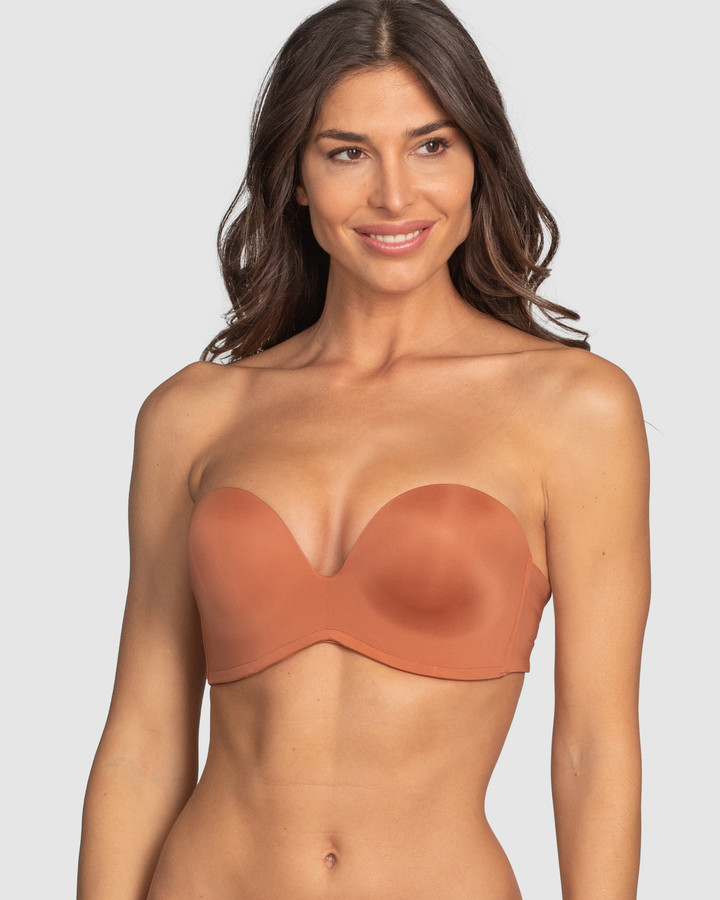 Thumbnail for your product : Wonderbra Women's Nude Strapless Bras - Ultimate Strapless Bra - Size One Size, 12C at The Iconic
