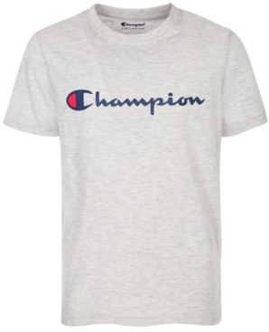 Champion Big Boys Heritage Short Sleeve Tee