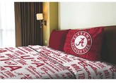 NCAA Twin Sheet Set Alabama - Multicolor (Twin)