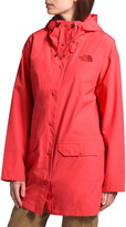 The North Face Woodmont Water Repellent Hooded Rain Jacket