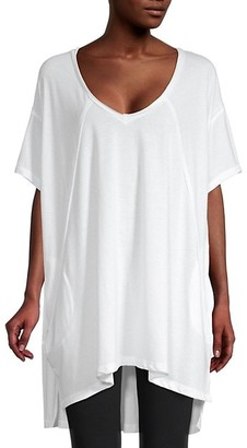 FREE PEOPLE MOVEMENT Elbow-Sleeve Tee