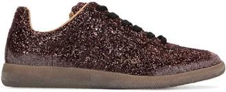 Maison Margiela glitter Replica sneakers