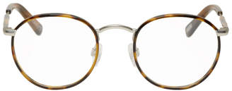 Raen Tortoiseshell and Silver Benson Glasses