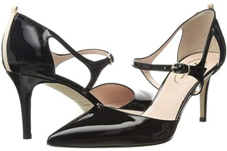Sarah Jessica Parker Phoebe (Black) Women's Shoes
