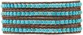 Chan Luu Semiprecious Stone Wrap Bracelet Bracelet