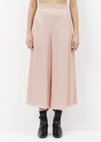 Rachel Comey ivory / red nocturne pant