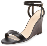 Two-Piece Wedge Sandal