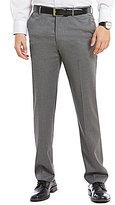 Murano Alex Modern Slim Fit Flat-Front Dot Pants