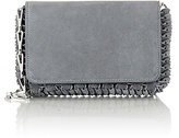 Paco Rabanne Women's 14#01 Chain-Mail Small Shoulder Bag-GREY
