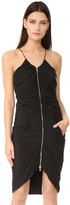 Moschino Zipper Down Dress