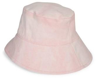Isabel Marant Loiena Denim Bucket Hat