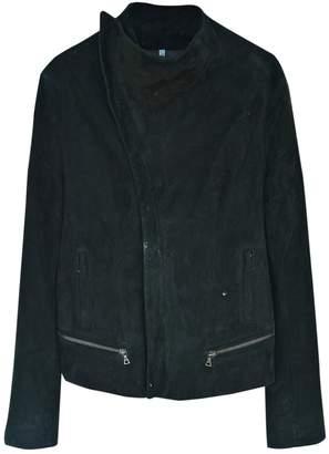 Todd Lynn Black Suede Jacket for Women