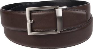 Weatherproof Men's Adjustable Comfort Fit Trackless Slide Belt