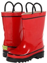 Western Chief Firechief 2 Rainboot (Toddler/Little Kid/Big Kid) (Navy) Kids Shoes