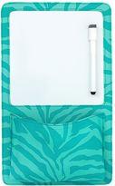 Gear-Up Pool Tonal Zebra Dry Erase Pocket