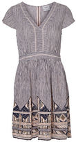 Vero Moda Maneborder Fit-and-Flare Dress