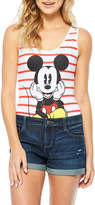 Mighty Fine Mickey Mouse Bodysuit-Juniors