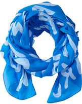 Marc by Marc Jacobs Marc by Marc Jacob Adult Suck Logo Scarf Scarve