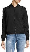 Vero Moda Knit-Trim Bomber Jacket