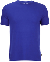 Derek Rose Basel 1 Crew Neck Tshirt - Blue