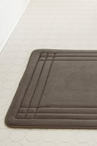 Amrapur GeoPlex Memory Foam Bath Mat - Taupe
