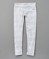 Reebok Gray Marled Leggings