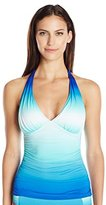 Bleu Rod Beattie Women's Fun In The Sun Halter Tankini