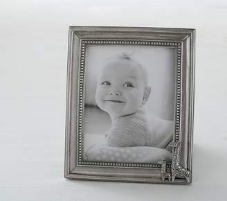 Pottery Barn Kids Classic Pewter Giraffe Keepsake Frame