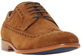 Dune Prague Suede Brogues