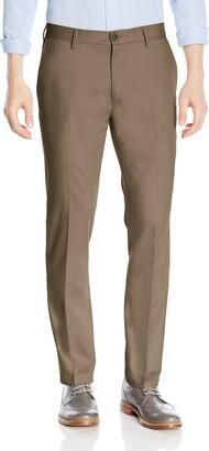 Goodthreads Amazon Brand Men's Slim-Fit Wrinkle-Free Comfort Stretch Dress Chino Pant