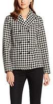 Geox Women's W6415ATF203 Coat,UK