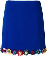 Mary Katrantzou Clovis skirt - women - Silk/Cotton/Wool - 10
