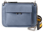 Marni chain shoulder strap crossbody bag - women - Calf Leather - One Size